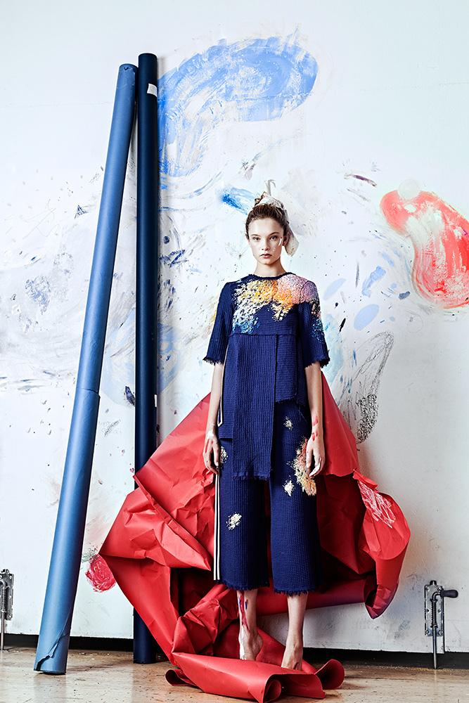服装设计, 服装设计专业, 服装设计留学,服装设计作品集制作