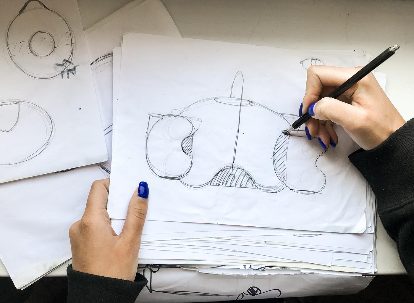 产品设计留学,皇家艺术学院留学,皇家艺术学院产品设计留学