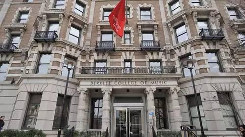 音乐学院留学申请, 伯克利音乐学院排名,伯克利音乐学院申请